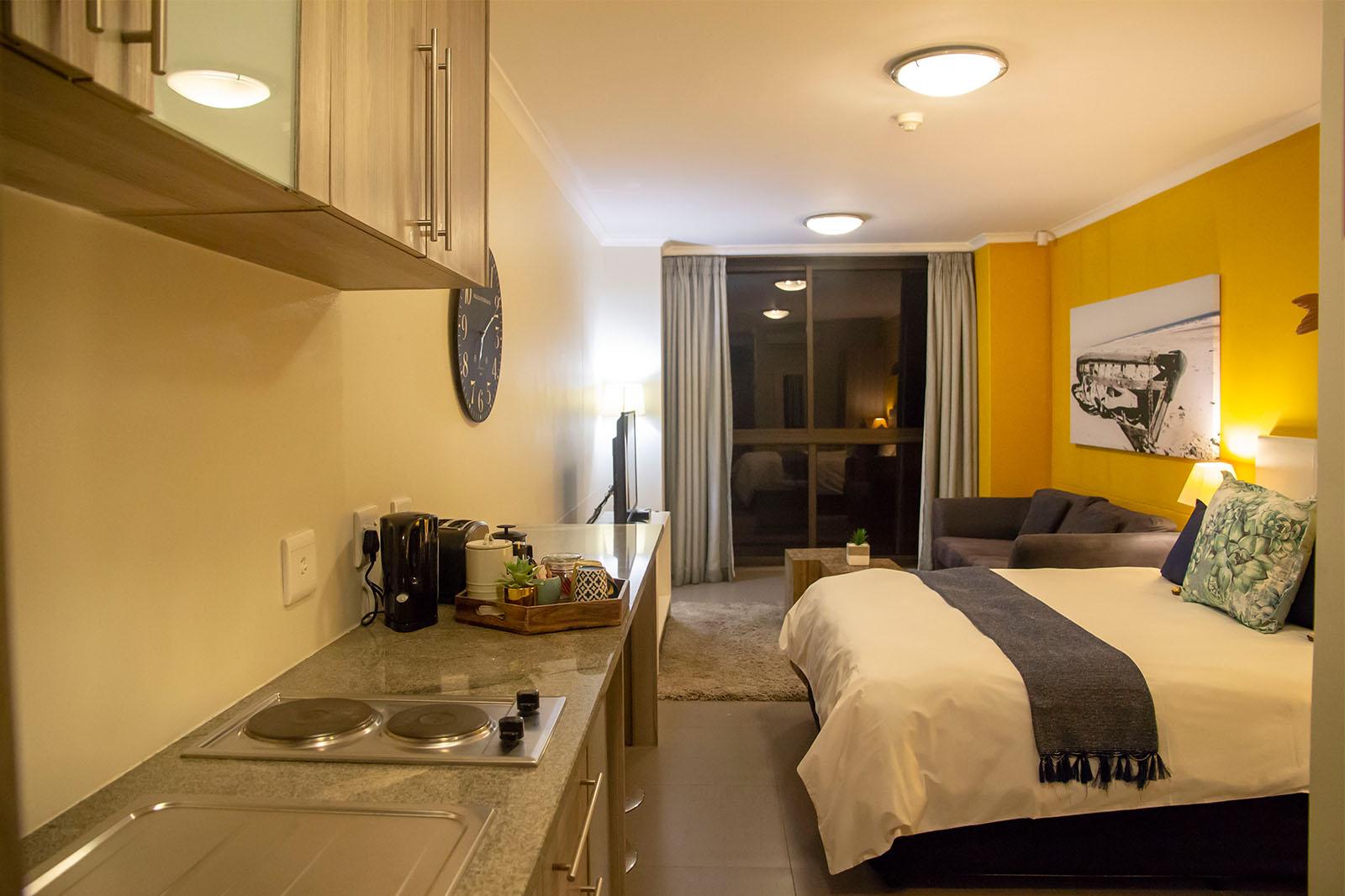 Studio Apartment Desert Sands Boutique B B Self Catering