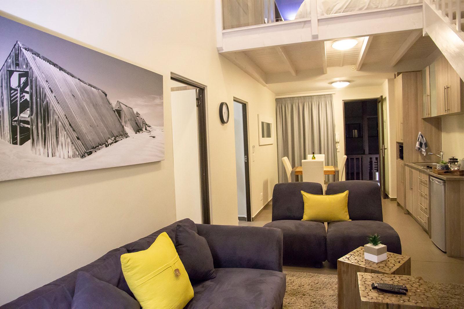 2 Bedroom Deluxe Dune View Apartment Desert Sands Boutique B B